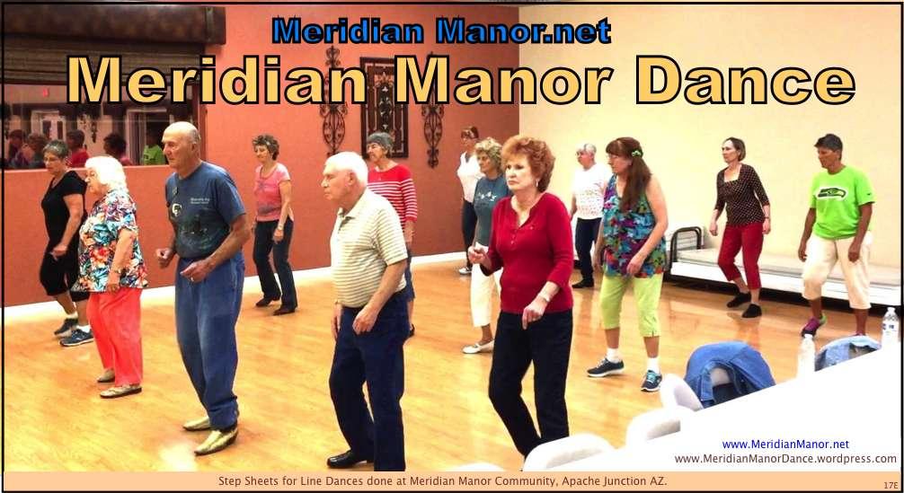 Meridian Manor.net Step Sheets